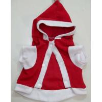 China Cotton & Polyester Pet Poodles , Teddy christmas clothes , xmas clothes for dogs wholesale