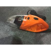 Quality 35W - 60W Portable Car Vacuum Cleaner 3m Cable Cord Length , Fast Inflation for sale