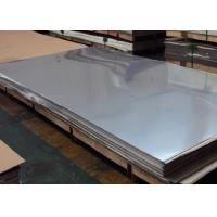 China 316L / 304 Stainless Steel Plate 2B Finish Cold Rolled For Shipping Industry wholesale