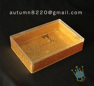 China BO (48) custom acrylic display case wholesale