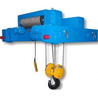 China Double Girder Electric Wire Rope Hoists SHA Type Electric Chain Hoist / Cable Hoist wholesale