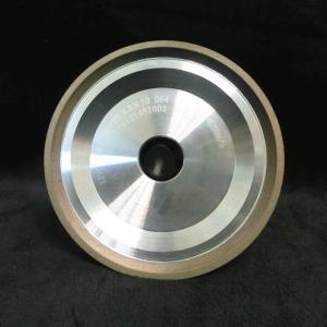 China Resin Bond Cup Wheel Diamond Grinding Wheel for Front Rake Angle of Carbide alan.wang@moresuperhard.com wholesale