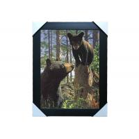 Buy cheap 3D Art Lenticular Photo Printing For Decorative from wholesalers
