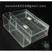China BO (63) clear acrylic makeup case wholesale