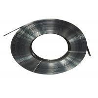 China High Purity Uniformity Hardened Spring Steel Accurate Shape Size Good Elasticity on sale