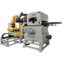China Electronic Parts Processing Stamping Nc Servo Roll Feeder With CE Certificate wholesale