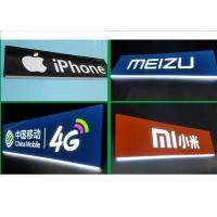 China Safety Hanging Indoor Directional Signs, Outdoor Lighted Signs For Business wholesale