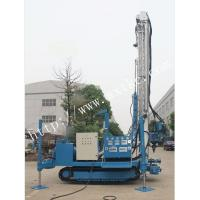 Buy cheap YDL-300DT water well drilling rig geothermal drilling machine deep hole drill rig multifunctional full hydraulic from wholesalers