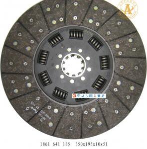 """China 1861640135 350*195*10*51 volvo 0512 hub profile 2""""-10n wholesale"""