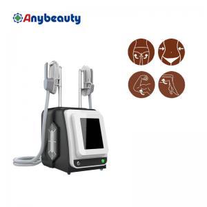 China 1hz Professional Ems Electric Muscle Stimulation Weight Loss Machine wholesale