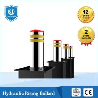 China Good Quality Hydraulic Type Automatic Rising Bollard Remote control Automatic Rising Bollard For Parking wholesale