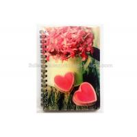China PP Cute Pattern Lenticular Notebook For Kid wholesale