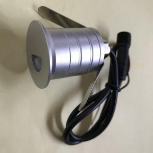 China Outdoor waterproof IP65 1W LED underground lights/LED step lights/led underground lamp wholesale