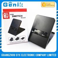 China Lightweight Play Gaming Accessories Multi Holder Nintendo Switch Play Stand wholesale