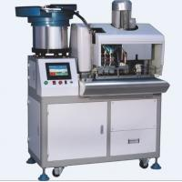 China High Precision Automatic Wire Crimping Machine , Power Cable Terminal Crimping Machine wholesale