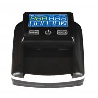 China Counterfeit Money Detecting Counter and detector Small Size Currency Detector For US Dollar with battery wholesale