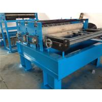 China Sheet Metal Steel Coil Slitting Machine 10 Strips Rubber Roller wholesale