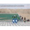 Buy cheap Wire Mesh Fence Hexagonal Mesh PVC Coated Galvanized Gabion Box / Gabion Wall from wholesalers
