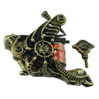 China Light Weight Brass Empaistic tattoo machines with Disposable Tubes on sale