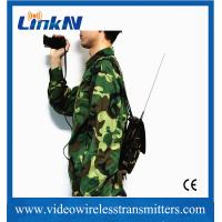 China Newest Dual voice HD Wireless Transmitter with H.264 Decoding wholesale