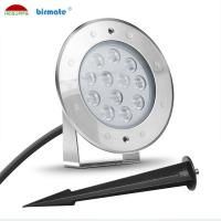 China Outdoor Waterproof IP68  Small Led Pin Lights, Insert Ground Lamp For Park Decoration wholesale