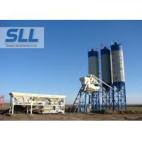 China HZS35 Cement Concrete Batching Plant With Sealed Patent Convenient Operation wholesale