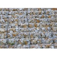 China Heavy Zinc Coated Wire Rock Retaining Wall Wear Resistant Sample Available wholesale