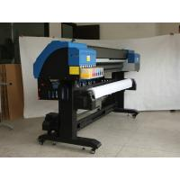 China DX7 Epson Eco Solvent Printer / 1.8M Eco Solvent Printing Machine wholesale