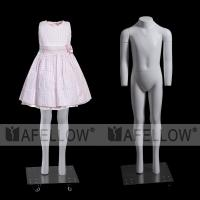 China Pop fashion product high grade kid ghost mannequin no head for display wholesale