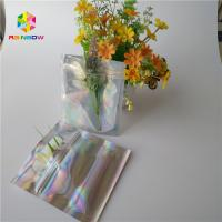 China Customized Color Laser Stand Up Bags Heat Sealed Moisture Proof For Juice Package wholesale