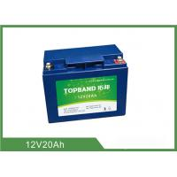China 12V Medical Equipment Batteries Long Lifespan TB1220F-S115A_00 wholesale