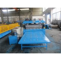 China Wire Steel Sheet Simple Slitting Machine 5 Tons Manual Decoiler wholesale