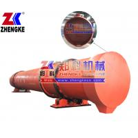 China Gypsum rotary drum dryer with CE ISO certifications wholesale