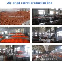 Buy cheap Production and processing all kinds of shapes of dry-carrot sliced/granule/cube from wholesalers