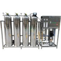 China 1TPH Water Manganese Sand Softener System With Stainless Steel Automatic Tank wholesale