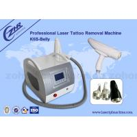 China Portable Q Switched Nd Yag Laser Pigment Removal Machine For Clinic And Hospital wholesale