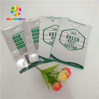 China Herbal Capsule Aluminum Foil Packaging 3g 5g 10g Moisture Pouch Customized Size wholesale