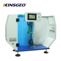 China ISO Plastic Testing Machine / Izod Impact Test Machine Charpy Impact Test Equipment wholesale