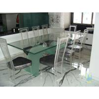 China FU (24) clear acrylic luxury furniture wholesale