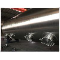 China 80 Gallon Vertical Air Compressor Reserve Tank Replacement For Water Treatment System wholesale