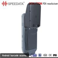 Quality 4.5 Inch Screen Handheld Rfid Reader Android OS High Configuration for sale
