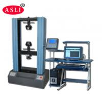China Tensile Tester Tensile Strength Mechanical Shock Test Machine Computer Servo System on sale
