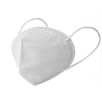 Buy cheap GB2626-2006 Disposable Nonwoven KN95 Respirator Earloop Mask from wholesalers