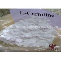 China Fat / Weight Stripping Steroids L Carnitine Powder For Body Slimming CAS 541-15-1 wholesale