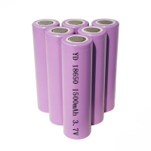 China OEM ODM 5.55Wh 3.7V 1500mAh 18650 Li Ion Battery wholesale