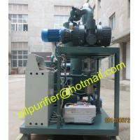 Buy cheap Chinese Supplier Transformer Vacuum Oil Purifier, Dielectric oil purification from wholesalers