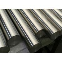China Round 316 Stainless Steel Bar / AISI Iron Polished Stainless Steel Rod wholesale