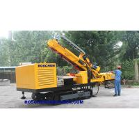 China RSDX-4 Hydraulic Crawler-Mounted Drilling Rig Machine ,  Anchor Drilling Rig wholesale