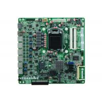 China Intel B75 chipsets 6 LAN Motherboard For Firewall appliance mainboard wholesale