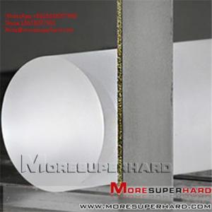 China Electroplated Diamond Band Saw Blades  Alisa@moresuperhard.com wholesale